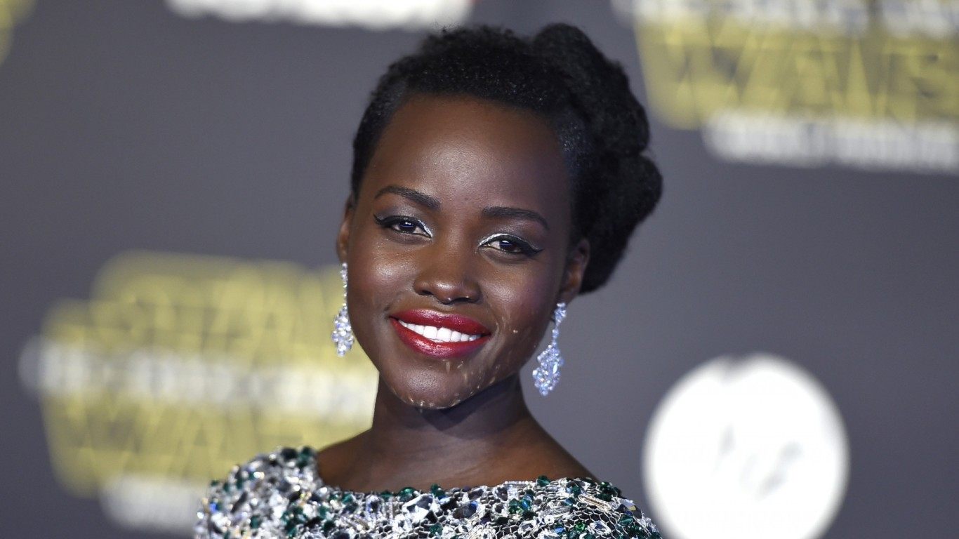 Lupita Nyong'o talks 'Star Wars: The Force Awakens'
