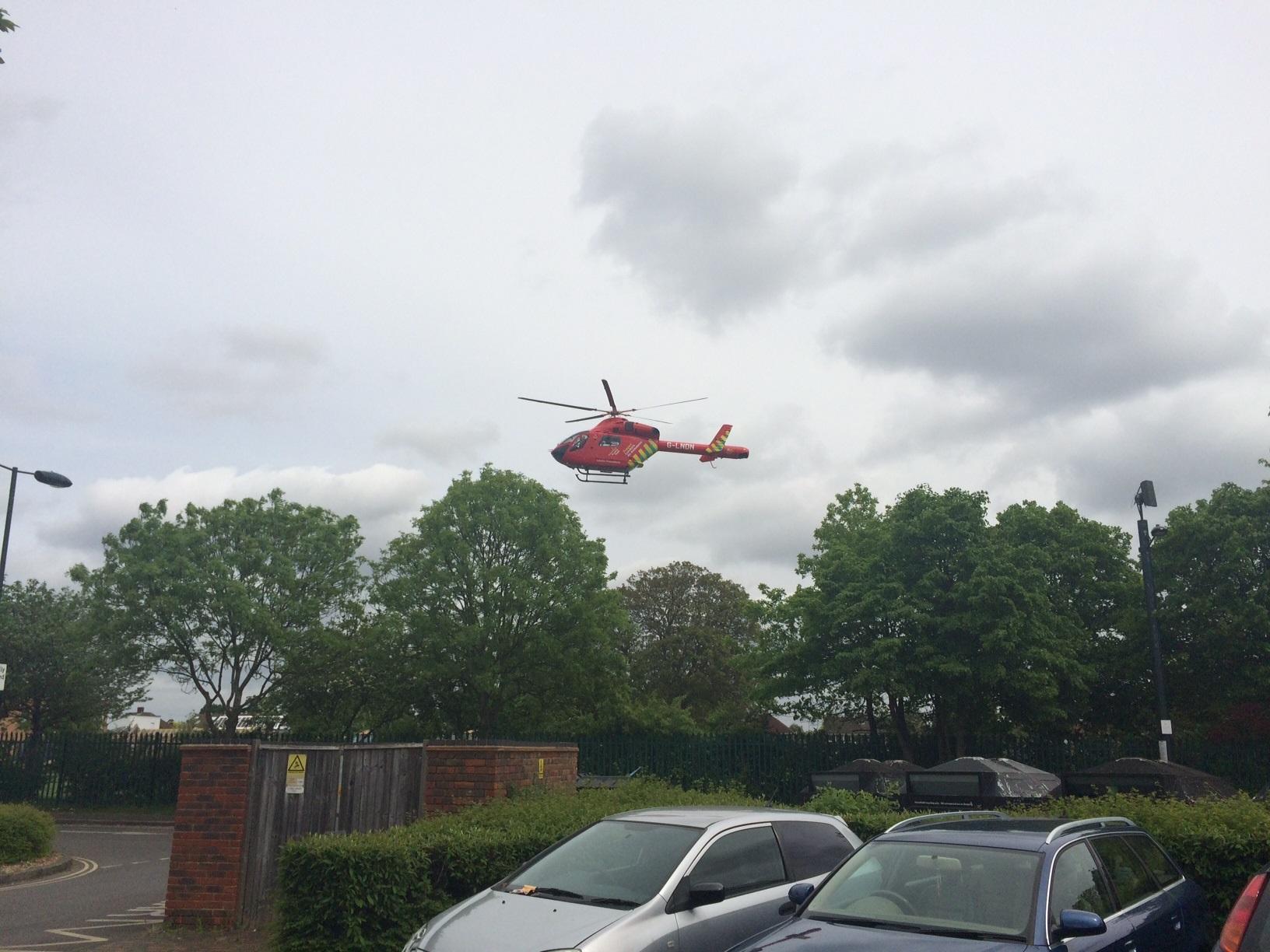 Hampton stabbing: Four women attacked near Sainsbury's vehicle park