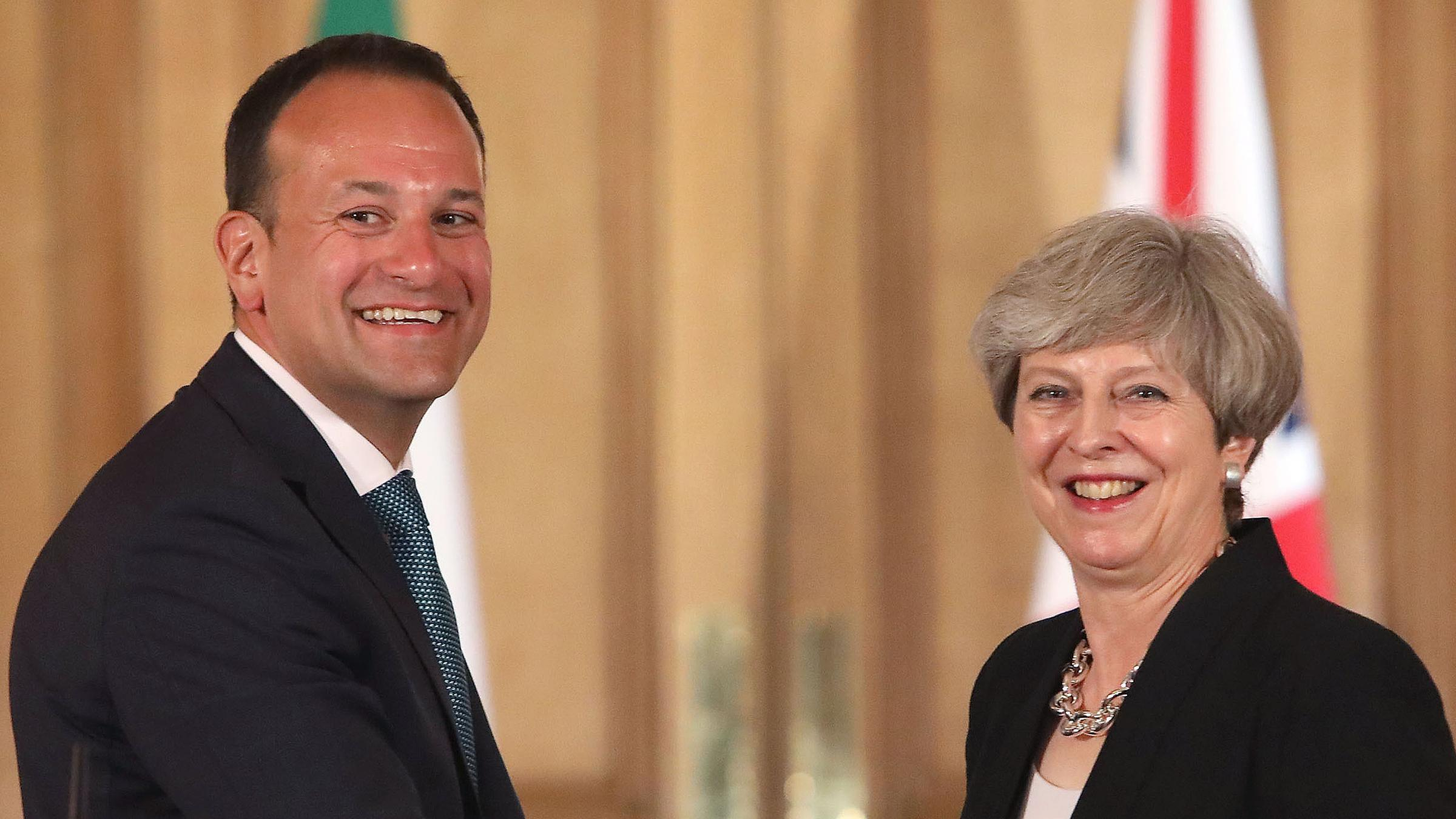 Irish Taoiseach 'reassured' over Tory-DUP deal